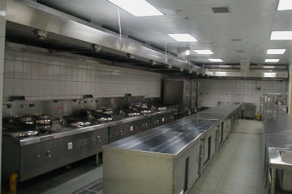 Petra Main Kitchen | Petra Group Qatar